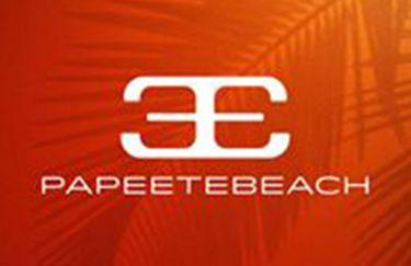 Papeete Beach - logo