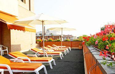Hotel Rosa del Deserto - Terrazzo