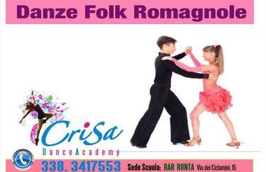 Crisa Dance Academy - danza folk