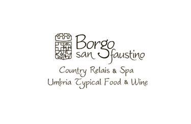 Hotel Borgo San Faustino - Logo