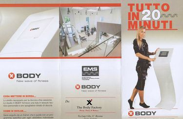 The Body Factory - Scheda