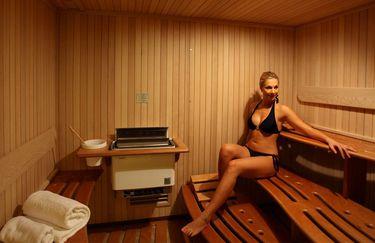 Gran Hotel Forlì - Sauna