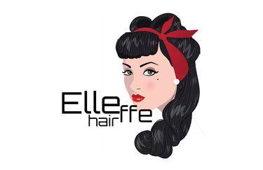 LF Hair - Logo