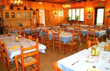Hotel Beau Sejour - Sala da Pranzo