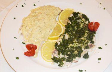 ristorante uldergo - pesce