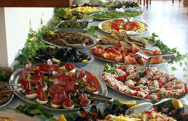 Hotel Prestigio - buffet