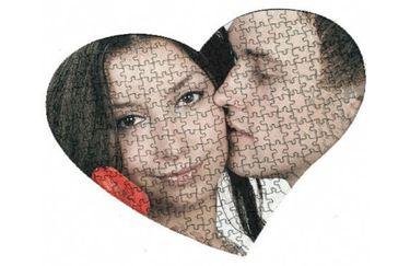 Studio Fotografico Gigio - Puzzle cuore