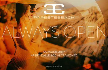 Papeete Beach - copertina