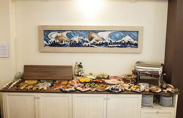 Hotel Lungomare - Buffet