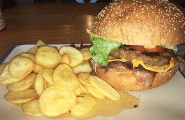 Ghettoquarantasei - Classic Burger