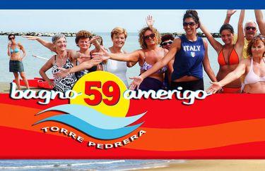 Bagno Amerigo - Logo