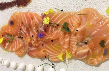 la pritona - salmone