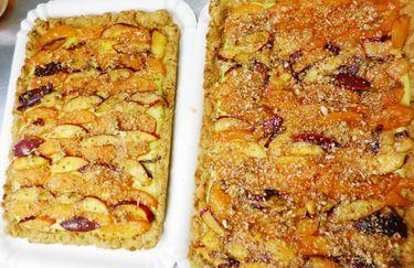 La Pida e Companatico - Crostata marmellata frutta mandorle