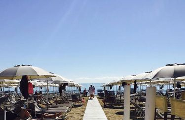 Hotel Olympic - spiaggia