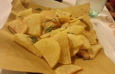 Trattoria Mingaren - Patate