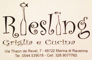 Ristorante Riesling - Logo