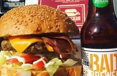 Amburgheria Creativa - Hamburger