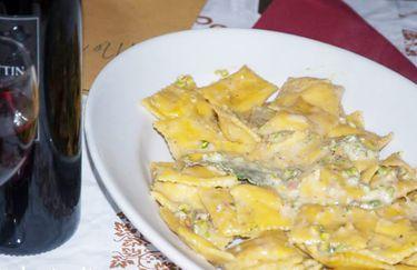 La Morattina - Pasto