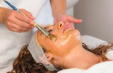 terme riolo - trattamento viso