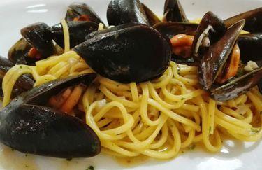 Ristorante Villa dei Pini - Spaghetti