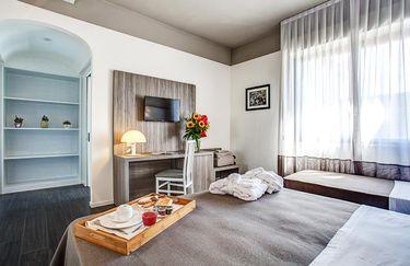 Hotel Cristallo camera
