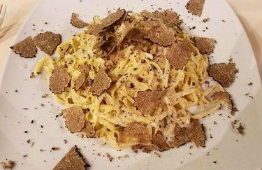 La Colombaia - Tagliolini con tartufo