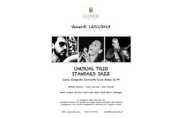 Il Borgo Ristorante - Unusual Trio