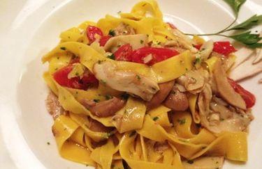 Ristorante Cerina - Tagliatelle Funghi