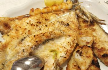 ristorante uldergo - grigliata pesce
