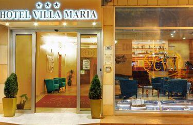 Hotel Villa Maria - entrata