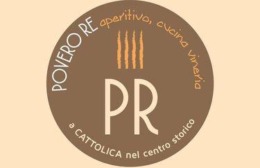 Povero Re - Logo