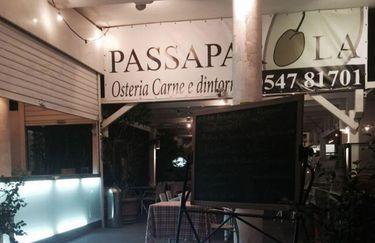 Osteria Passaparola - Esterno
