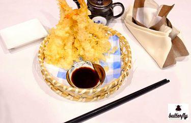 butterfly-tempura