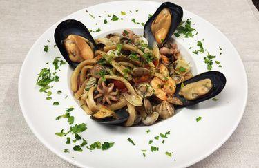 Puerto Svago - Spaghetti allo Scoglio