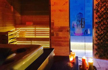 Private Luxury Spa - Sauna