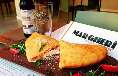 Pizzeria Margheri - Pizza Fritta