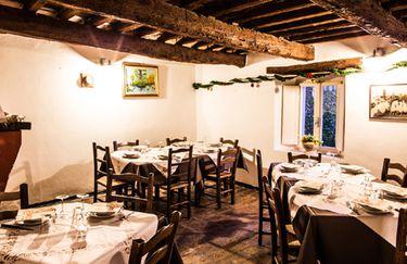 Locanda El Funtanon - tavoli