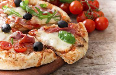 Pizzeria Lo Sfizio - Pizza Crudo