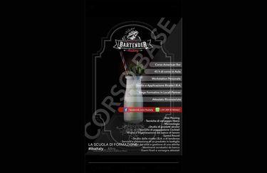 International Bartender Academy - Volantino