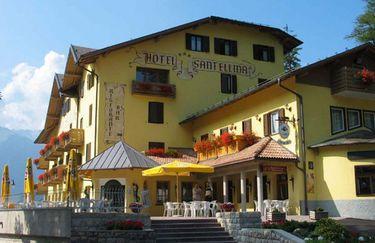 Hotel Santellina - Esterno