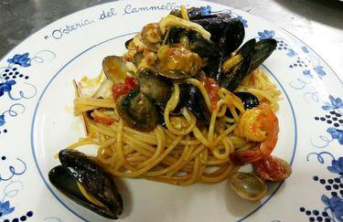 Osteria del Cammello - spaghetti