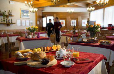 hotel vezzena - buffet
