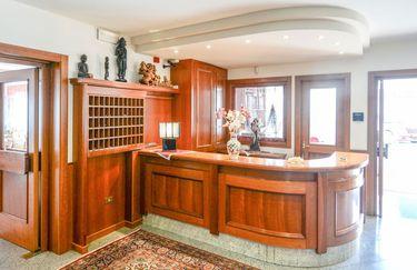 Hotel Bellaria - Reception