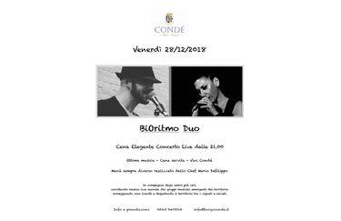 Il Borgo Ristorante - Bioritmo Duo