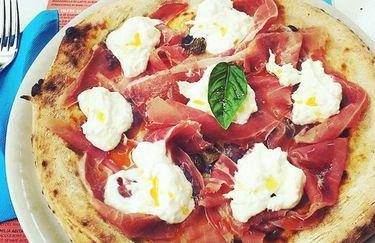 Ristorante La Farina - Pizza al Crudo