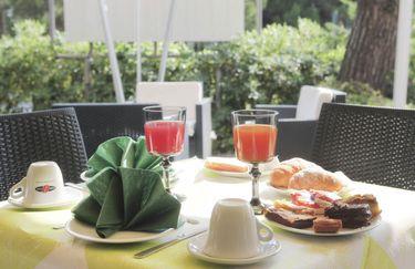 Hotel Olympic - colazione