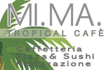 MiMa Tropical Cafè - Logo