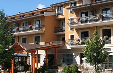 Alba Sporting Hotel - Esterno