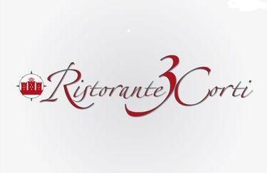 Ristorante 3 Corti - Logo