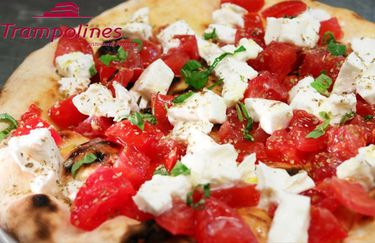 Trampolines - Pizza